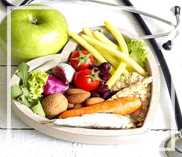 Wie Ernährung die menschliche Gesundheit beeinflusst